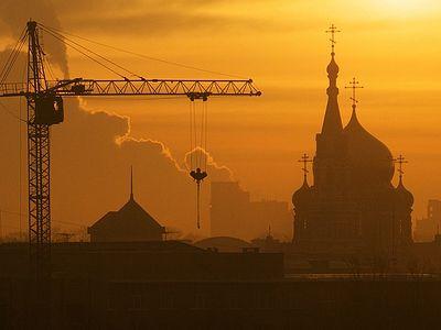 За восемь лет в Москве возведено 62 храма