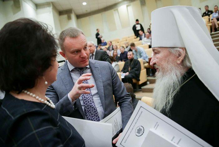 Фото: Пресс-служба Государственной Думы Федерального Собрания Российской Федерации