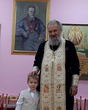 Протоиерей Василий Мельничук