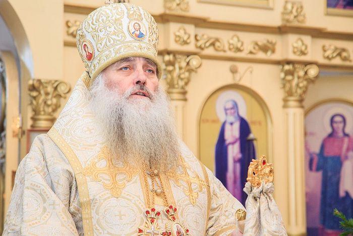 Сергий, митрополит Барнаульский и Алтайский