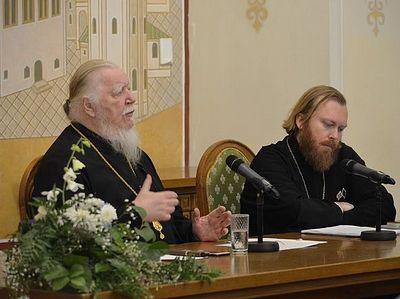 В рамках Рождественских чтений прошли мероприятия, организованные Патриаршей комиссией по вопросам семьи