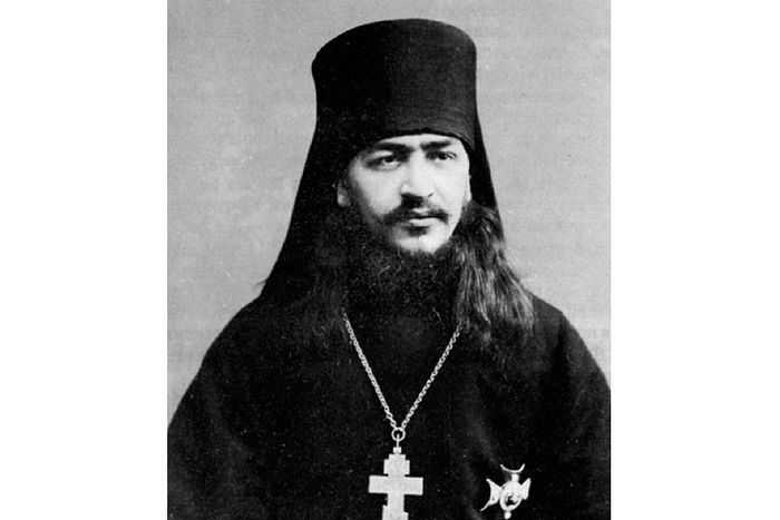 Иеромонах Нестор (Анисимов) в 1912 году