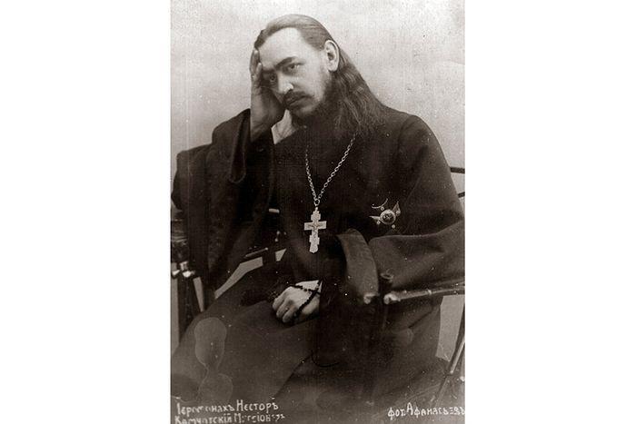 Иеромонах Нестор (Анисимов)