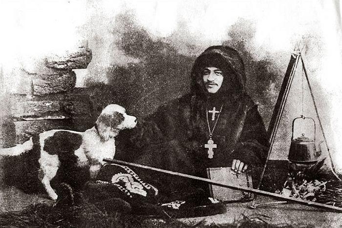 Иеромонах Нестор на Камчатке