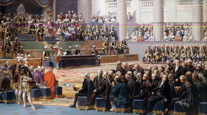 Открытие «Генеральных штатов»