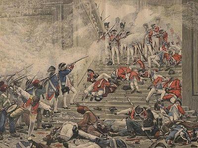 Дехристианизация: опыт Первой французской республики