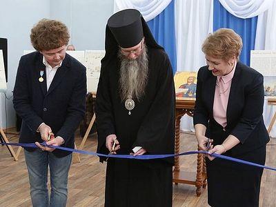 Уникальная выставка, посвященная святому Феодору Ушакову, впервые прошла в России
