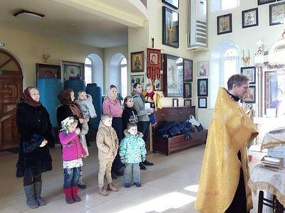 Во Владивостоке совершено Крещение детей, спасённых от аборта