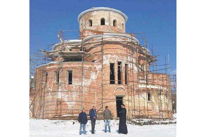Завршени су основни грађевински радови (Фото С. Бакрачевић)
