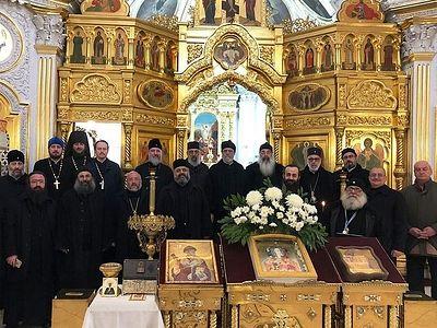 Делегация Антиохийской Православной Церкви посетила храмы Сочи