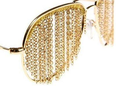 Очки из чистого золота