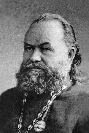 Протоиерей Петр Скипетров