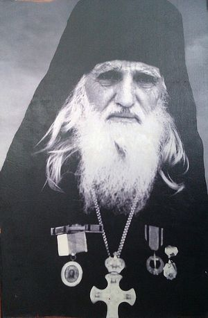 Venerable Job (Kundrya) of Ugolka (1902-1985)
