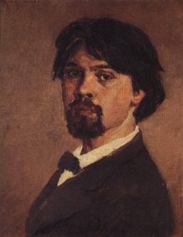 Автопортрет (1879)
