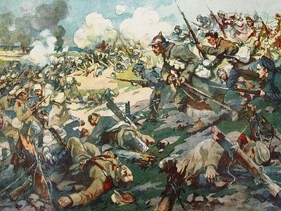 В гражданских войнах победителей не бывает