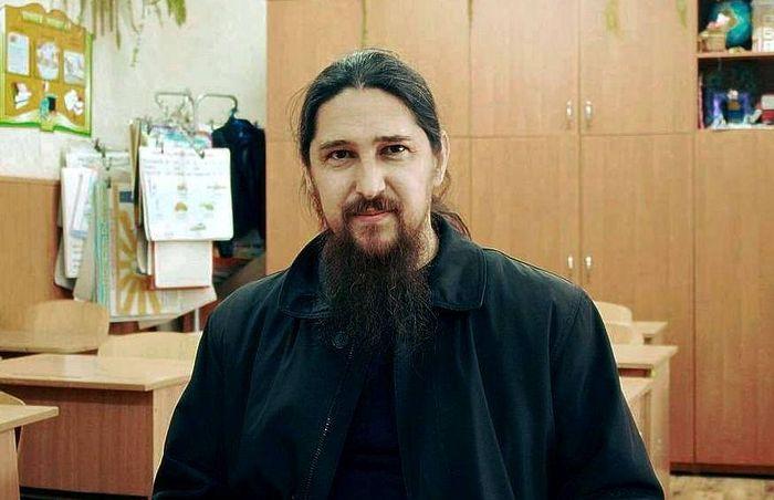 Священнник Димитрий Шишкин