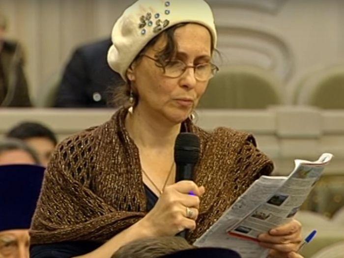 Вероника Нестерова
