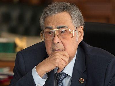 Аман Гумирович Тулеев. Проповедь