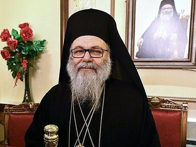 Патриарх Антиохийский Иоанн Х: храмы в Сирии восстанавливаются, несмотря на войну