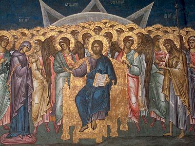 Христос повсюду