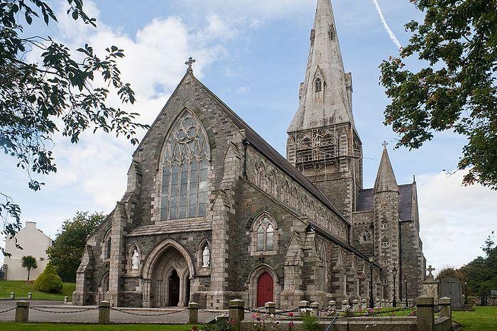 Католический собор свт. Айдана (Мэдока) в Эннискорти, Уэксфорд