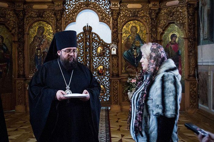 Photo: The site of the Ukrainian Orthodox Church