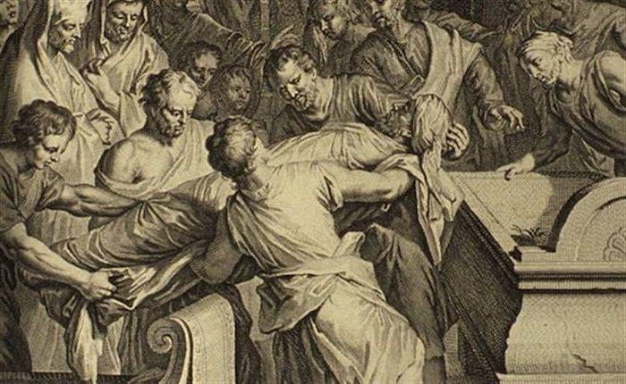 Смерть Авраама