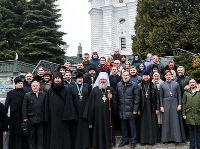 В Киево-Печерской лавре завершилась Международная конференция, посвященная 100-летию богоборческих гонений