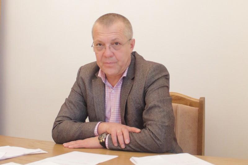 Руководитель архитектурно-строительного отдела Смоленской епархии, древлехранитель Александр Александрович Дубровский.