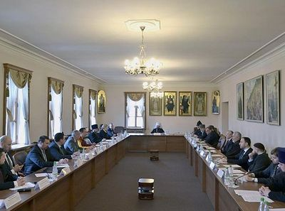 Состоится заседание Комиссии по международному сотрудничеству Совета по взаимодействию с религиозными объединениями при Президенте России