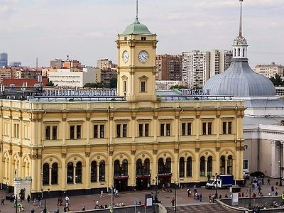 На железнодорожных вокзалах Москвы пройдут молебны о мире и путешествующих