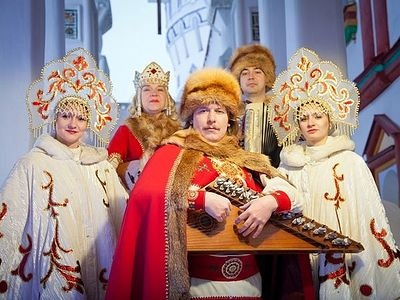 Исторический парк «Россия-Моя история» приглашает на Масленицу