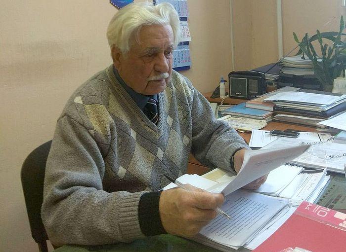 Доктор медицинских наук профессор Вячеслав Леонидович Попов