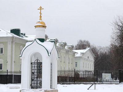 Певица Ольга Кормухина построила часовню в честь Николая II в Клину