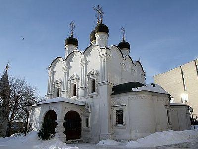 Храм святого равноапостольного князя Владимира в Старых Садех передан Церкви