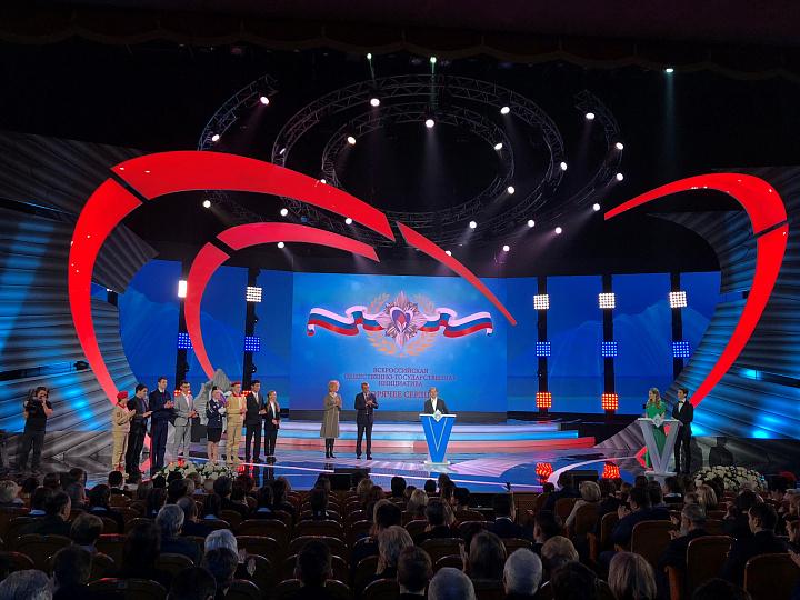 В Москве наградили лауреатов премии «Горячее сердце»
