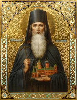 Преподобный Вонифатий (Виноградский), «странных попечитель и нищих кормитель»