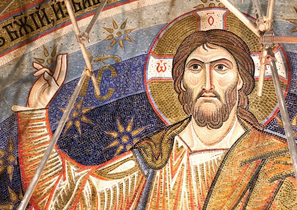 В Белграде состоится церемония передачи мозаичного убранства главного купола Храма Святого Саввы
