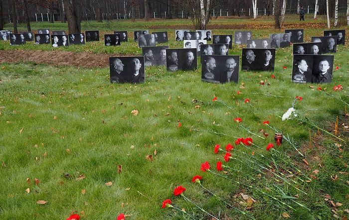 Мемориал Бутовского полигона