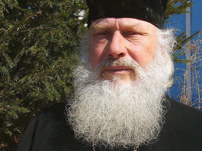 Протоиерей Георгий Глазунов