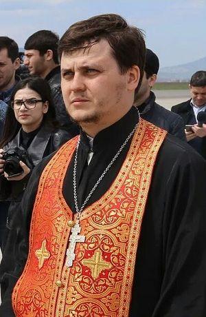Отец Павел Каликин