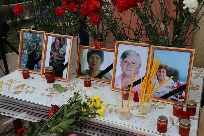 Памяти Кизлярских мучениц