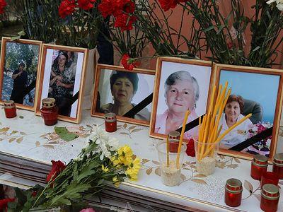 Людмила, Вера, Надежда, Ирина, Вера