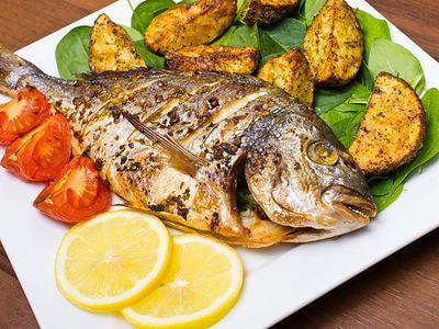Можно ли есть рыбу во время Великого поста