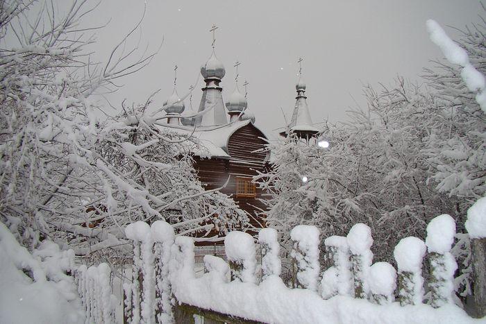 Храм в Подборках