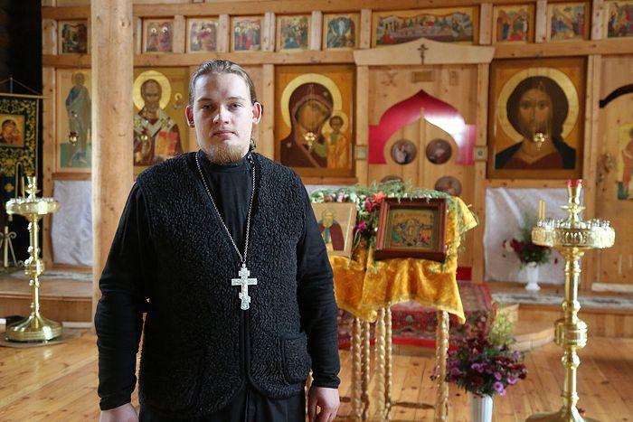 Священник Димитрий Торшин
