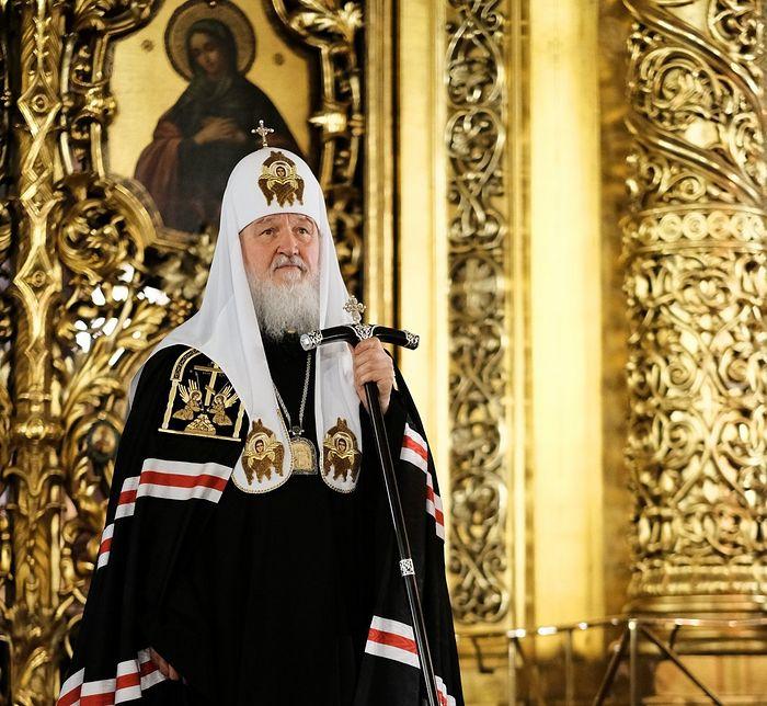 Патриарх Кирилл: Грех уныния несет в себе негативную энергию