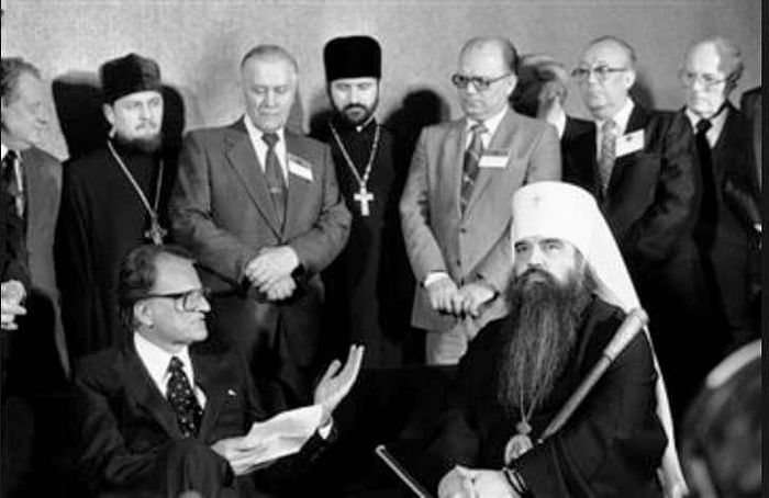 Photo: Society for Orthodox Christian History in the Americas