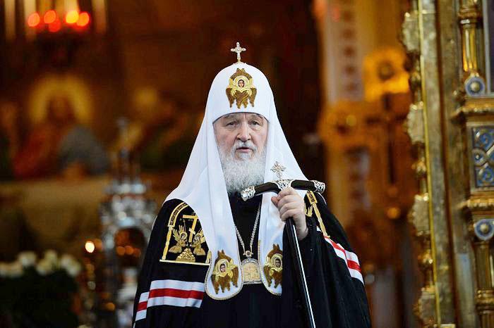 Патриарх Кирилл: Каждый правитель должен помнить о зависимости от Бога
