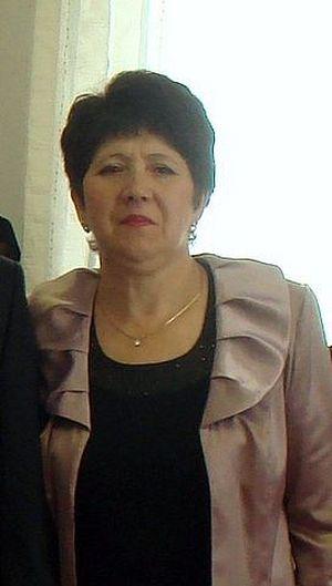 Vera Sergeevna Blinnikova